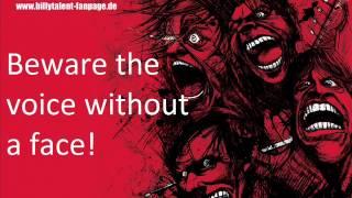 Billy Talent Covered in Cowardice [lyrics]