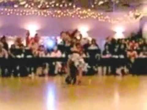 Khiêu vũ quốc tế   Samba Pasha & Anna