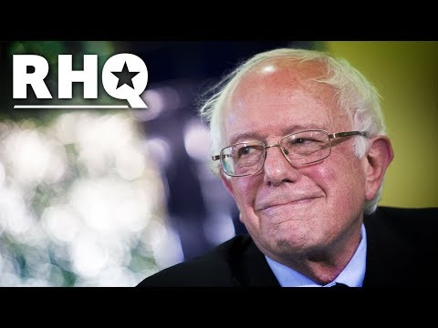 Bernie Sanders FINALLY Convinces Senate On Yemen