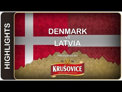 Nerveless Jensen bags shoot-out win - Denmark-Latvia HL - #IIHFWorlds 2016 - 동영상