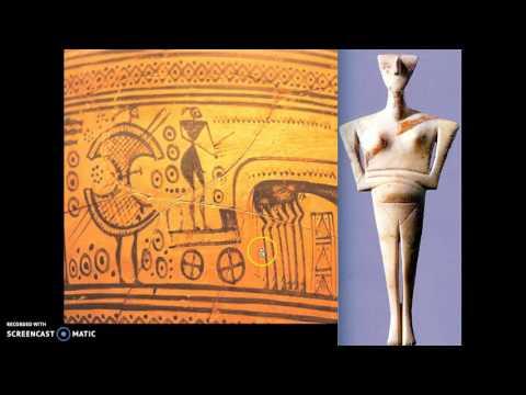 geometric and orientalizing Greece