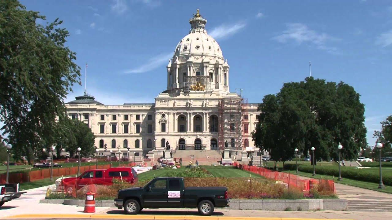 Minnesota State Capitol Youtube