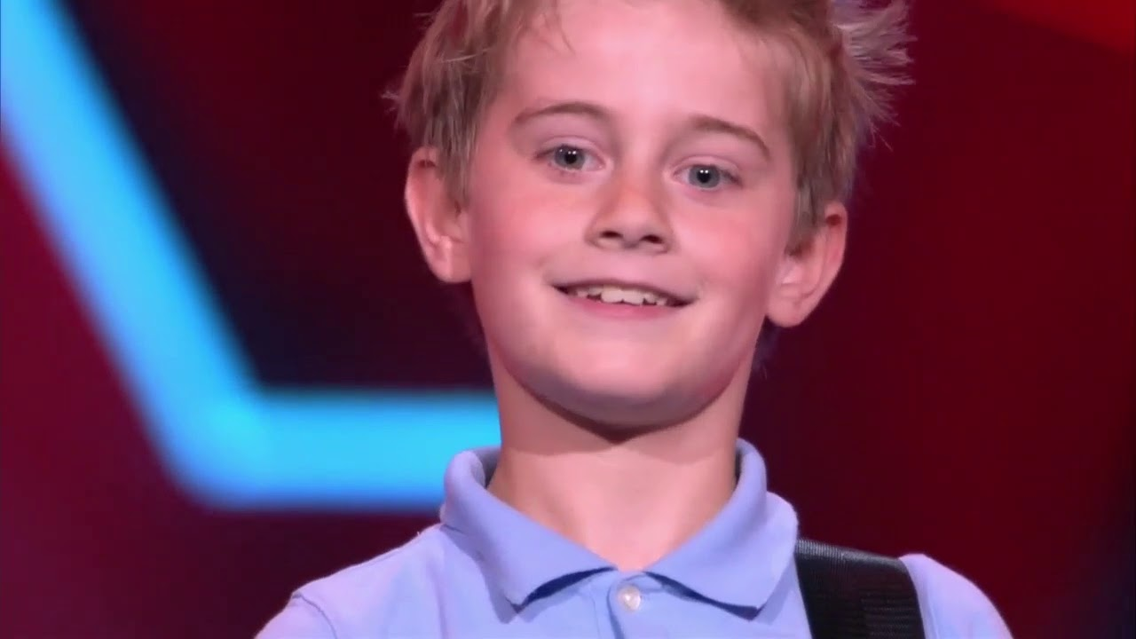Thomas - Het Is Een Nacht (The Voice Kids 2020 The Blind Auditions)