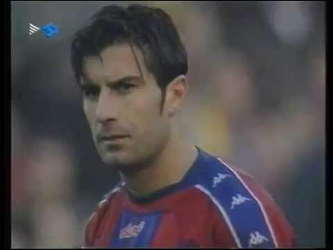 Vídeo de Figo 1998