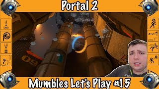 Portal 2 - The Tube of Goo! - Mumbles Let