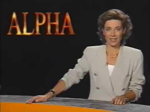 Folge 1: Zeit – ALPHA - Sichtweisen für das dritte Jahrtausend