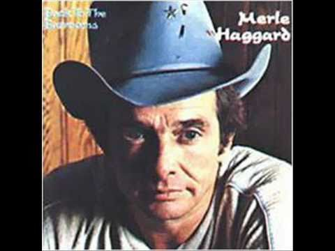 Merle Haggard I never go around mirrors
