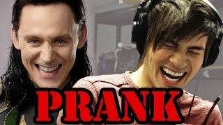 Loki Interview PRANK thumbnail