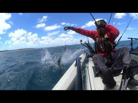 Kayak Fishing Fraser Isl 2015 Yakass Highlights