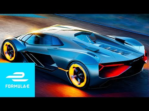 10 Incredible Electric Vehicles - Formula E