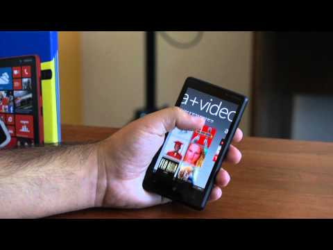Nokia Lumia 820, unboxing y review en español