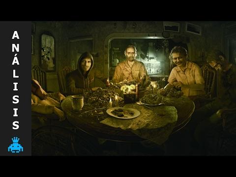Análisis Resident Evil 7 biohazard - Multi