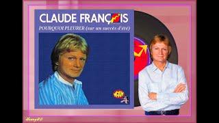 Download lagu Claude François : Pourquoi Pleurer ( sur un succès d'été )