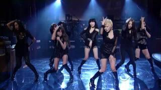 Girls Generation - The Boys LIVE On Late Night W/ David Letterman [HD]