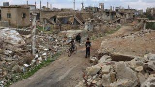 قتلى للجيش الحر بانفجار حزام ناسف في بلدة حيط بدرعا