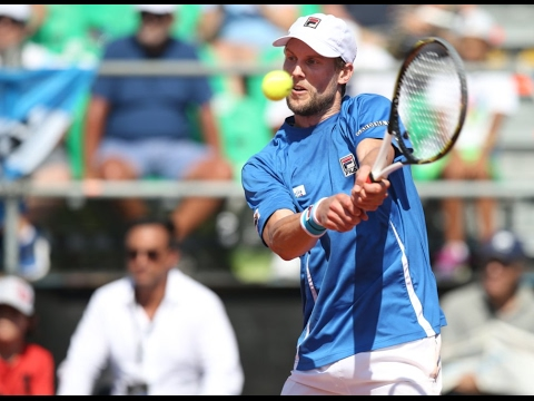 Carlos Berlocq vs. Andreas Seppi | Copa Davis 2017 [Highlights] ᴴᴰ
