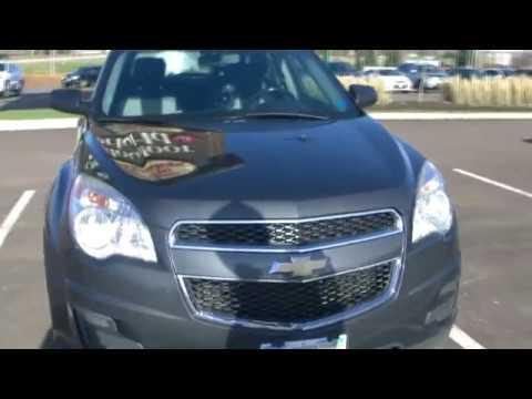 Обзор Chevrolet Equinox 2011 Canada