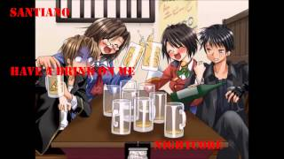 Santiano - Have a Drink on Me (Nightcore)