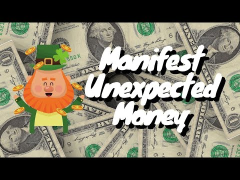 💰Affirmations for Money Manifestation💰 Unexpected money! (Relaxing stream)