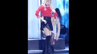 161119 블랙핑크 (BLACKPINK) - 휘파람(WHISTLE) [리사] LISA직캠 Fancam (2016 멜론 뮤직 어워드) by Mera