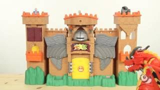 Imaginext Eagle Talon Castle Playset