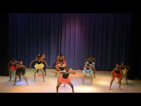 Antigua and Barbuda U Can Dance 2017 - Clare Hall Secondary