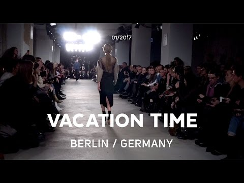 OFF TO BERLIN Germany - Travel VLOG 1.3, Mercedes Brenz Fashion Week 2017, good food/cooking time