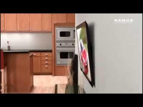 F35b Sanus Vuepoint Tilting Video Www Voranatehifi Com
