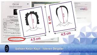 Marmara Üniversitesi Şahsen Kesin Kayıtta İstenen Belgeler