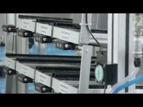 Industry 4 0 —  Bosch Rexroth Multi Product Line