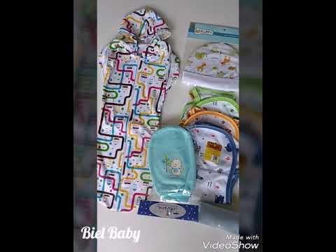 Perlengkapan Newborn baju bayi baru lahir babyshop jogja from YouTube · Duration:  49 seconds