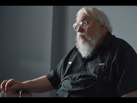 Watch: George R.R. Martin explains where Tolkien got it wrong