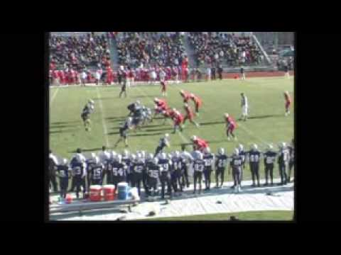 QB #12 Danny Guadagnoli Highlights Part 2- Framingham, MA