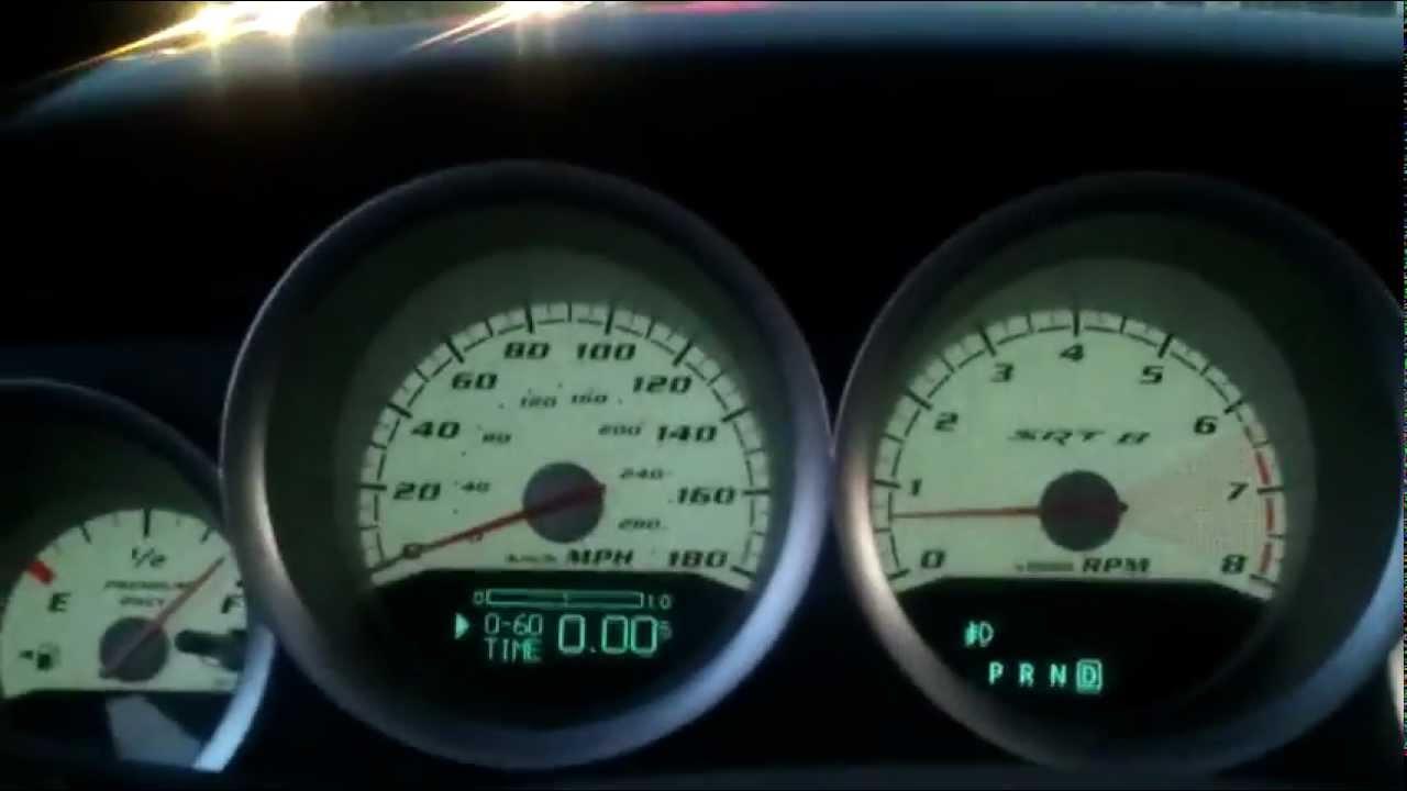 Dodge Magnum SRT8 060  YouTube