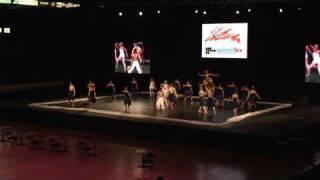 Raja - Formation Group Dance Performance (2007)