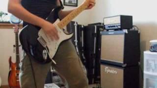 The Smashing Pumpkins - Cherub Rock Guitar Cover