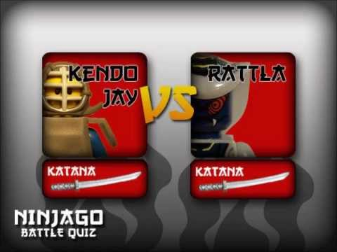 Lego ninjago battle kendo jay vs rattla youtube - Ninjago vs ninjago ...