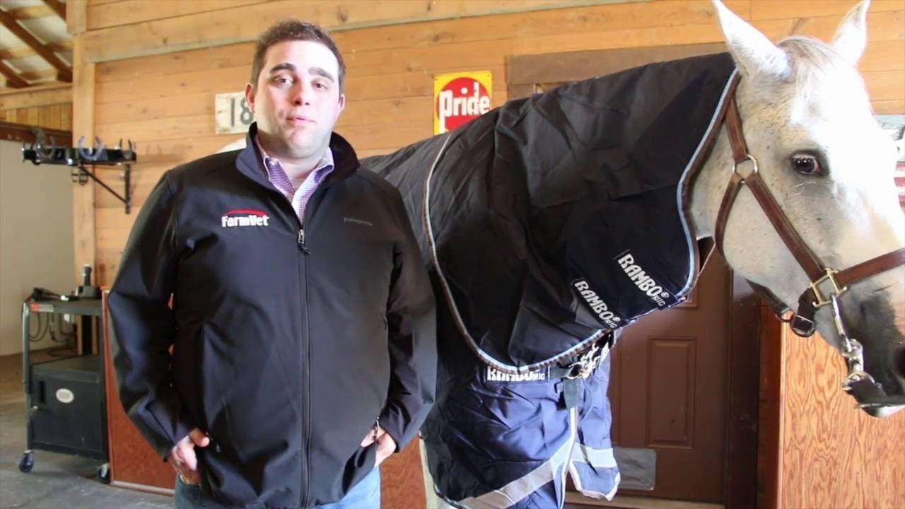 Horseware Ireland Rambo Duo Turnout