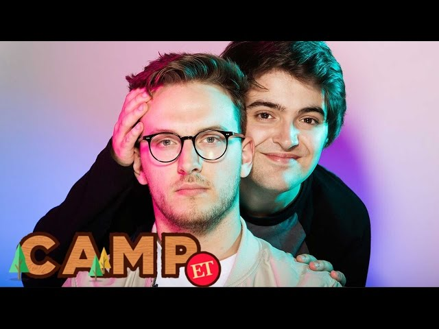Jack and Dean's Vidcon Survival Tips, and New Series 'Jack and Dean of All Trades'