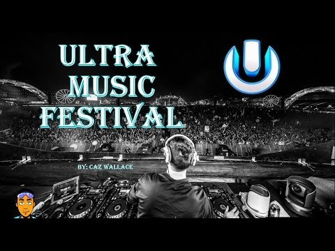 What it's like to go Ultra Music Festival? | Tips & Review #UMF #Rave