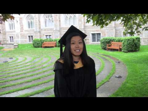 Graduate Voices: Commencement 2017 - Boston College School of Social Work - Video