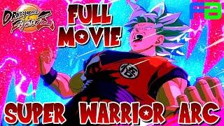 Dragon Ball FighterZ - Full Movie: Super Warrior Arc - All Cutscenes and Cinematics
