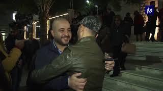 مزيج من الحزن والبهجة في احتفال مسيحيي غزة بعيد الميلاد (25-12-2019)