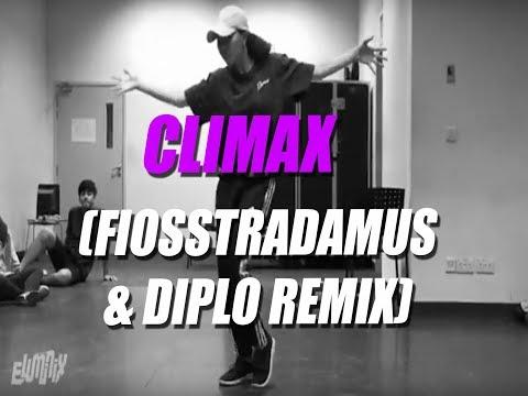 USHER - Climax (Flosstradamus & Diplo Remix) HD | Choreography by Amanda Tan