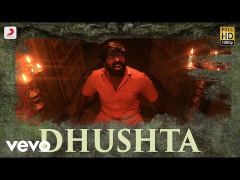 Iraivi - Dhushta Lyric | Vijay Sethupathi, S. J. Suryah | Santhosh Narayanan