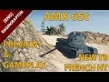 World Of Tanks Testserver AMX 65t Preview And Gameplay mp3