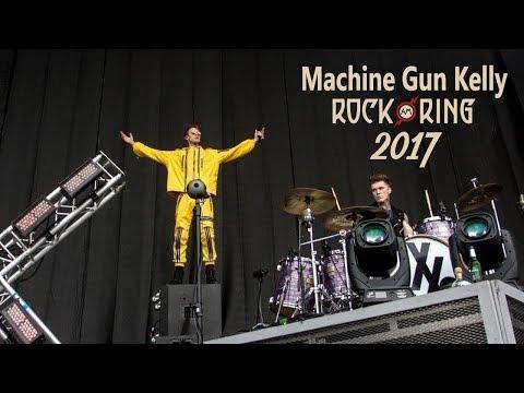 Machine Gun Kelly  Bad Mother Fucker   Rock Am RIng 2017
