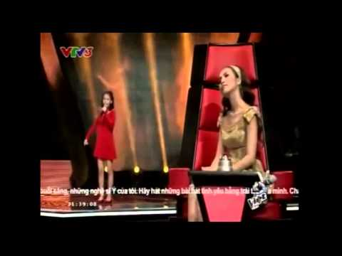 Clip  Cô bé lai Ý hát bản gốc  Say tình  của Mr Đàm   Văn hóa   Nghệ thuật   Thanh Niên