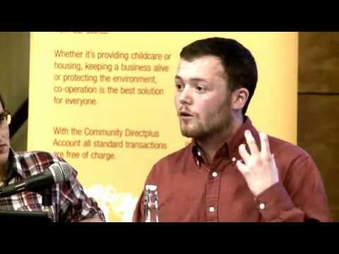 Occupy London and the Role of St Pauls: Sam Walton at Peace History Conference 2012