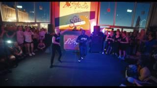 Salsa show by ElStudio.dk